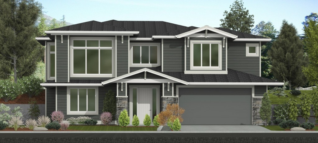 MRH – Cambridge Custom Home Plan