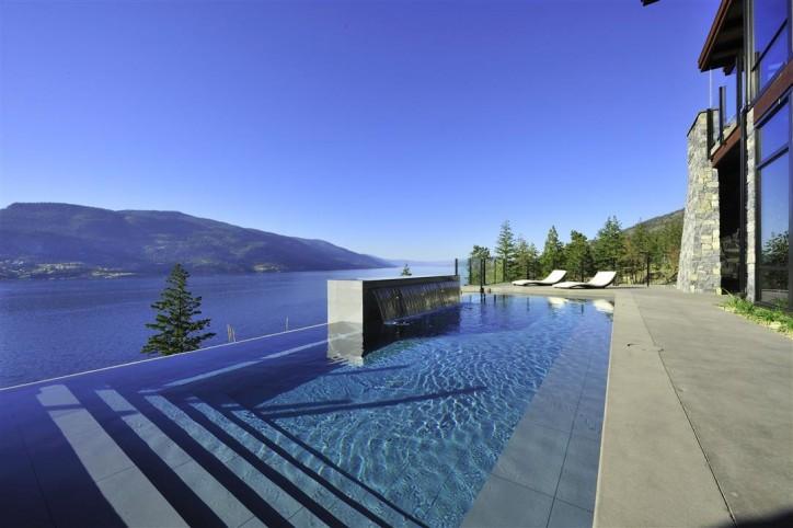 Sheerwater - Exterior Pool