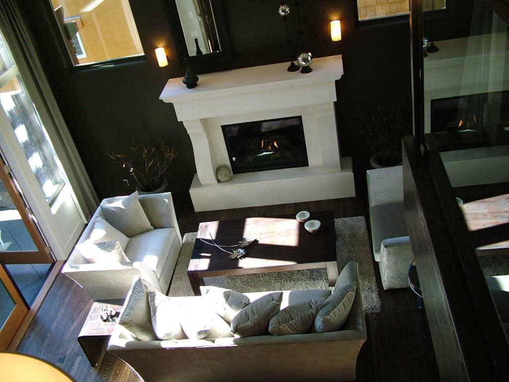 Rykon Show Home - Living Room