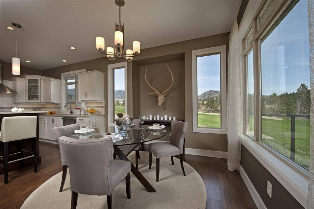 Sonoma Pines - Show Home - Dining