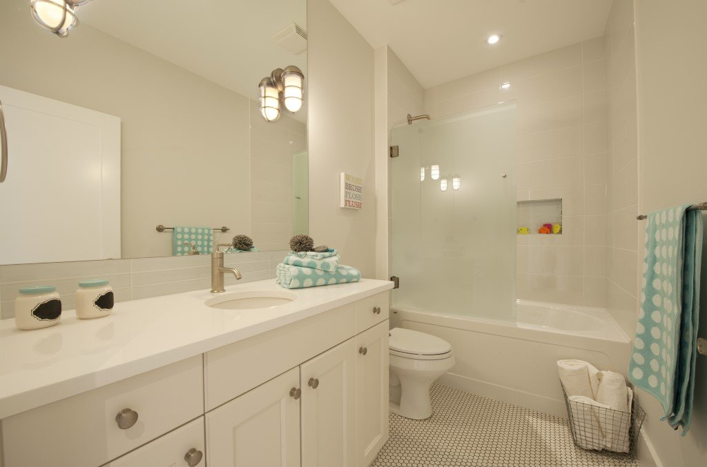 Transform an old house into an energy efficient wonder for Show home bathrooms