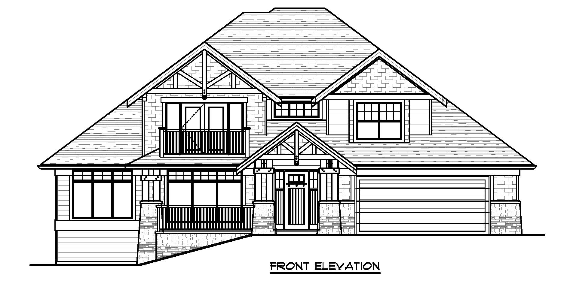 Maplewood custom home plans for Maplewood custom homes
