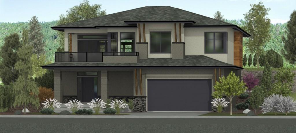 MRH – Morgan Custom Home Plan