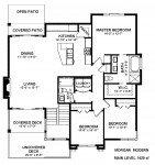 Morgan - MRH - Main - Modern Floorplan
