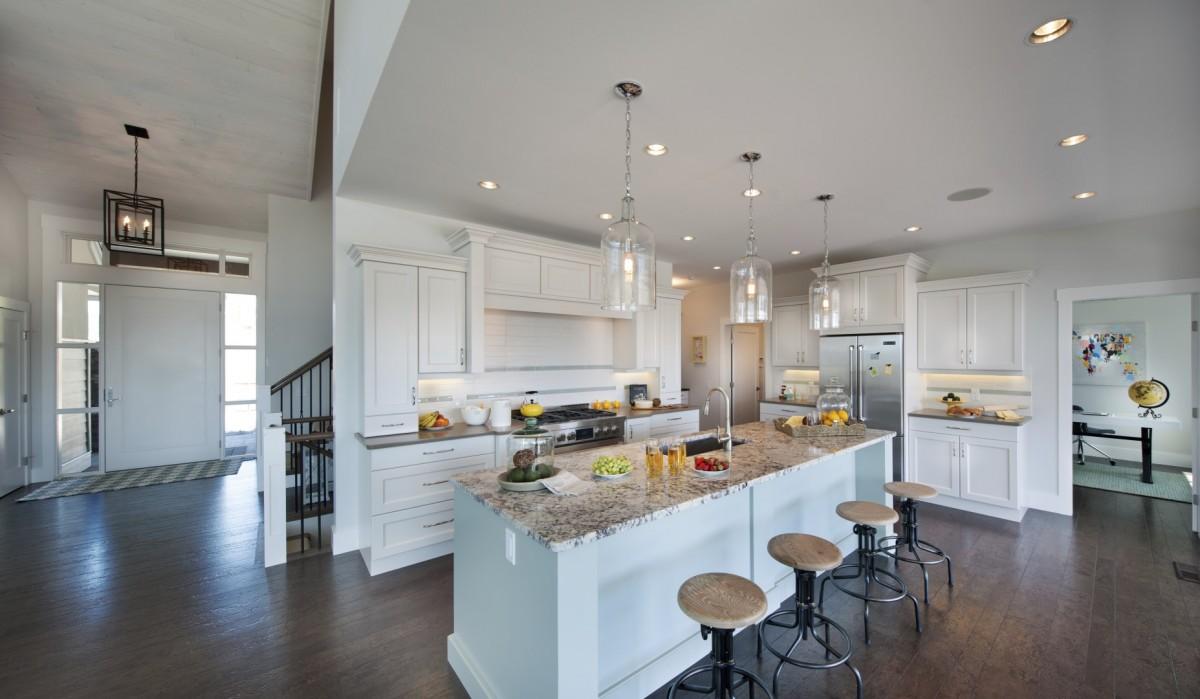 Open Concept Kitchen 2