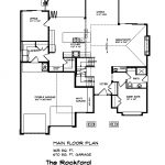 The Rockford - Custom Floor Plan