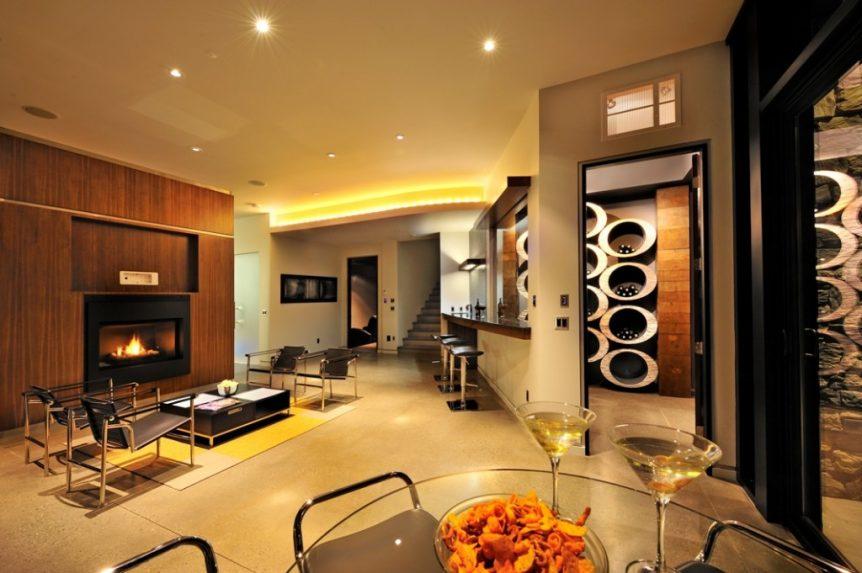 Rykon - wine room