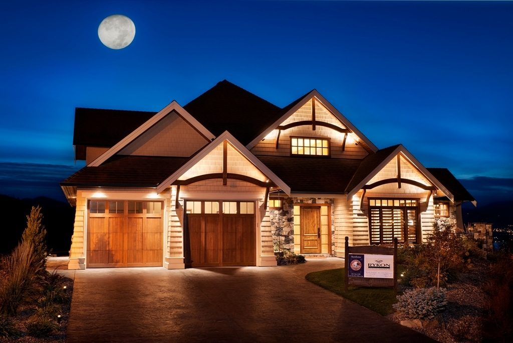 Kettle Valley - Show Home Exterior