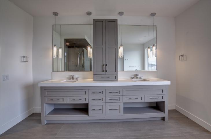 Vistas Show Home Bathroom