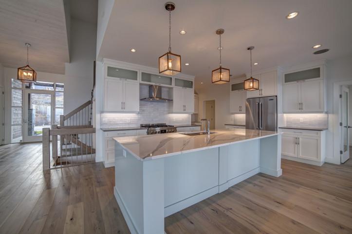 Vistas Show Home Kitchen