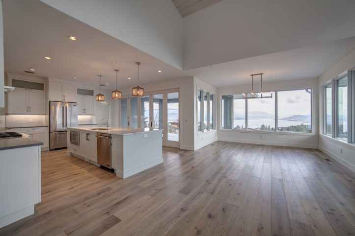 Vistas Show Home Dining Kitchen