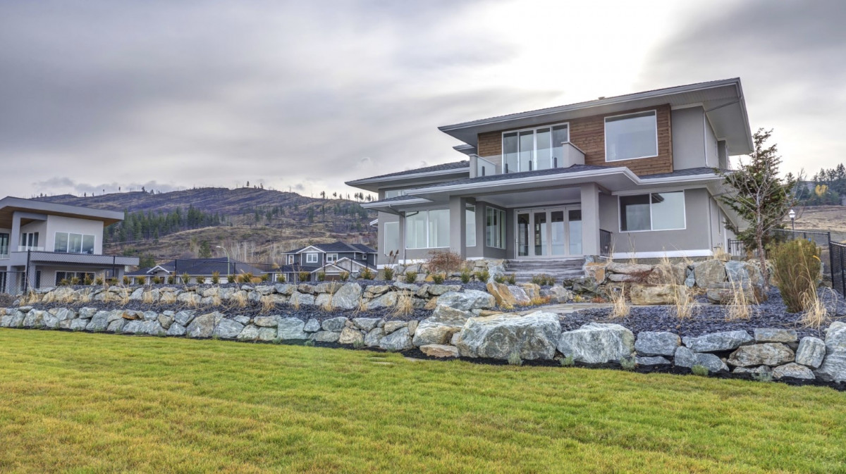 Vistas Show Home Exterior