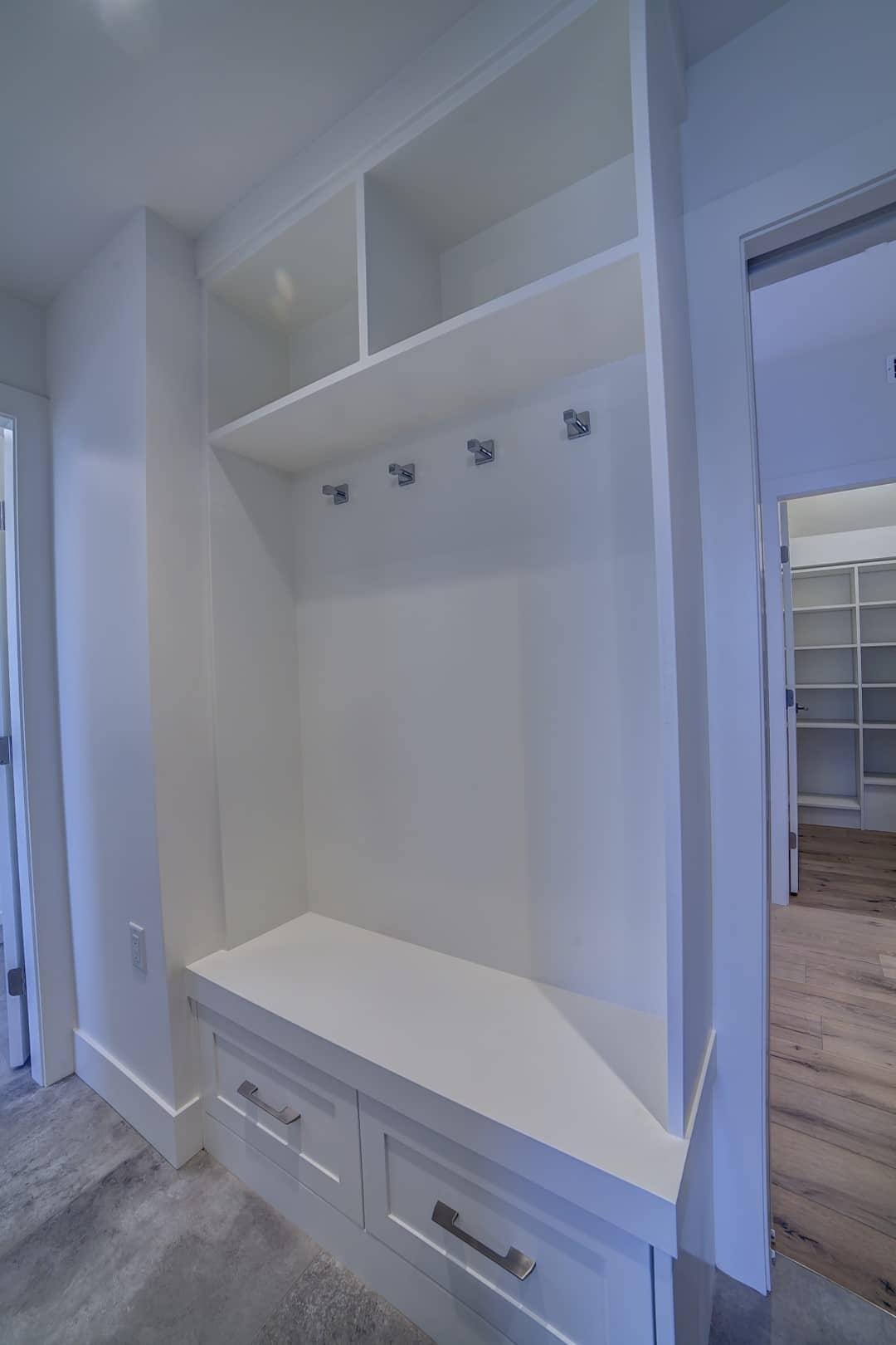 Vistas Show Home Storage