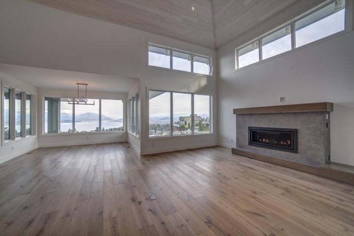 Vistas Show Home Living Room