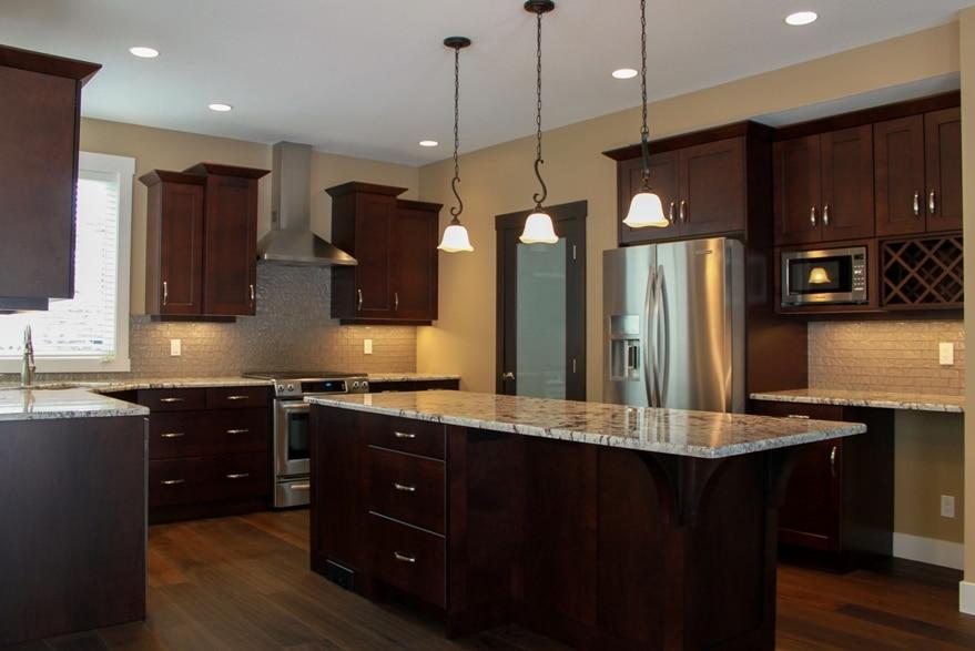 Rykon Home - Kitchen