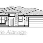 The Aldridge - Custom Floor Plan