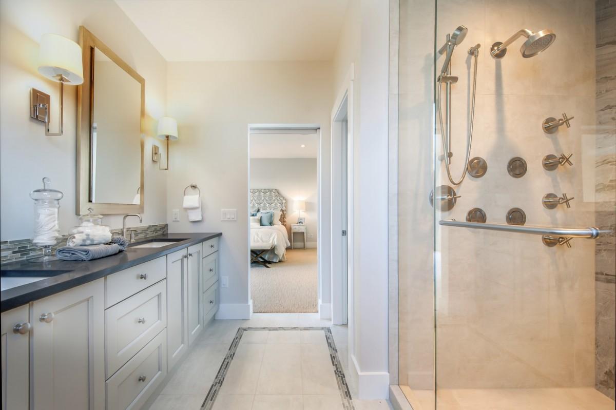 Shower knobs