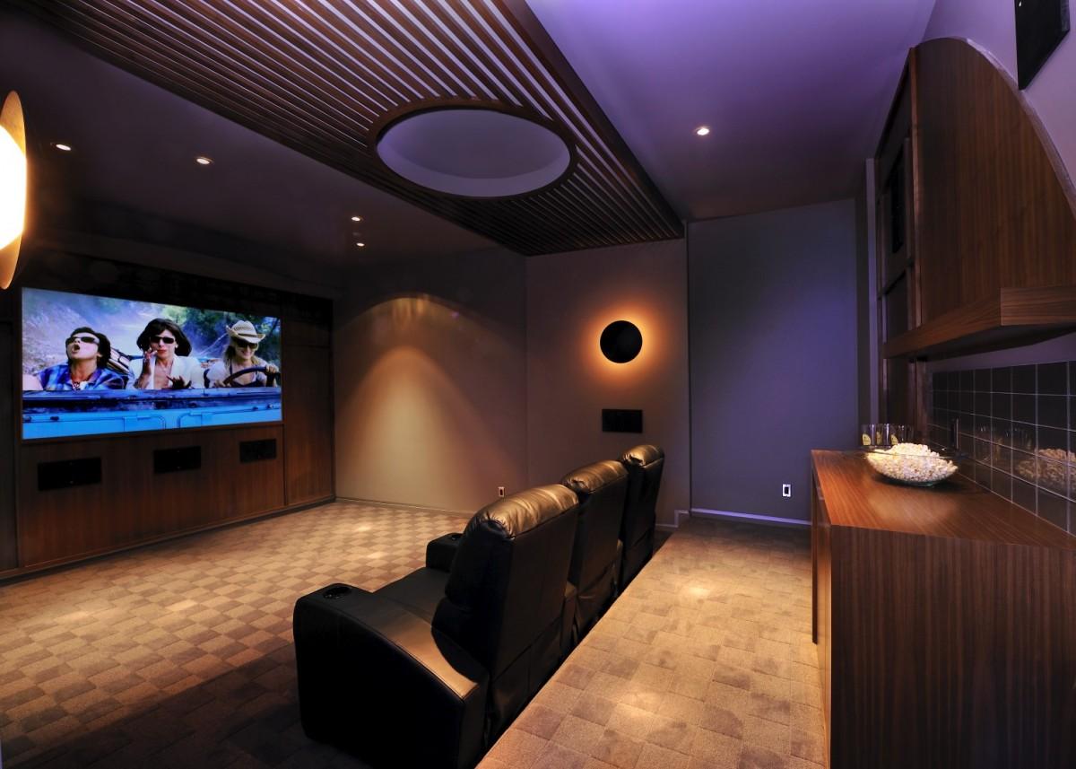 Movie / Theatre room