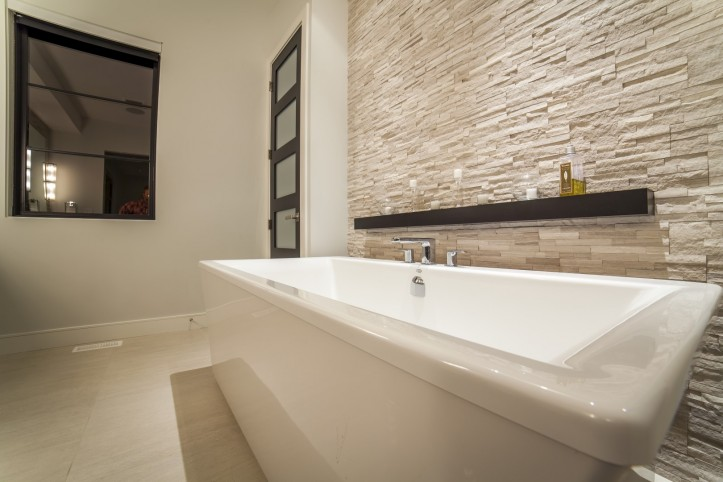 Modern Home Bathtub