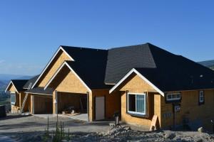 Rykon Duplex in Black Mountain - Construction