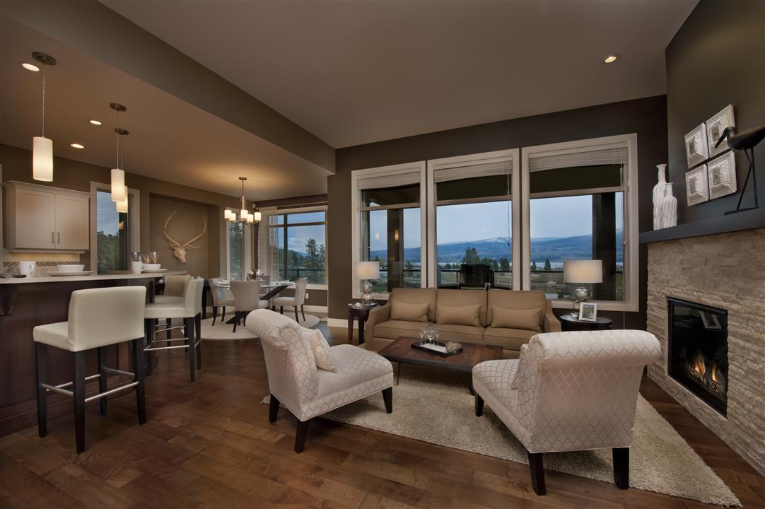 Sonoma Pines - Show Home - Living Room