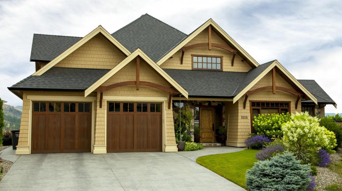 Craftsman exterior