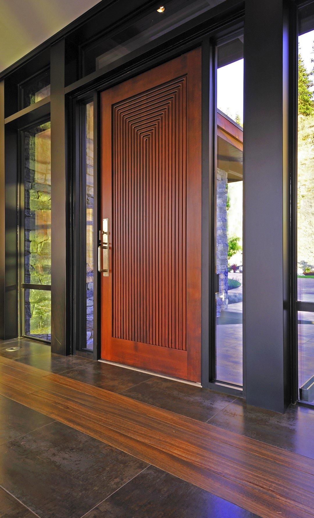 Entry way door