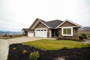 Black Mountain Duplex - Custom Home