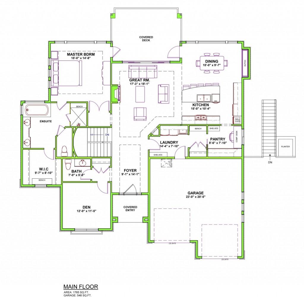 100 Custom Floor Plans Home Design