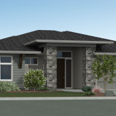 Tallus Ridge – Spec Home photo