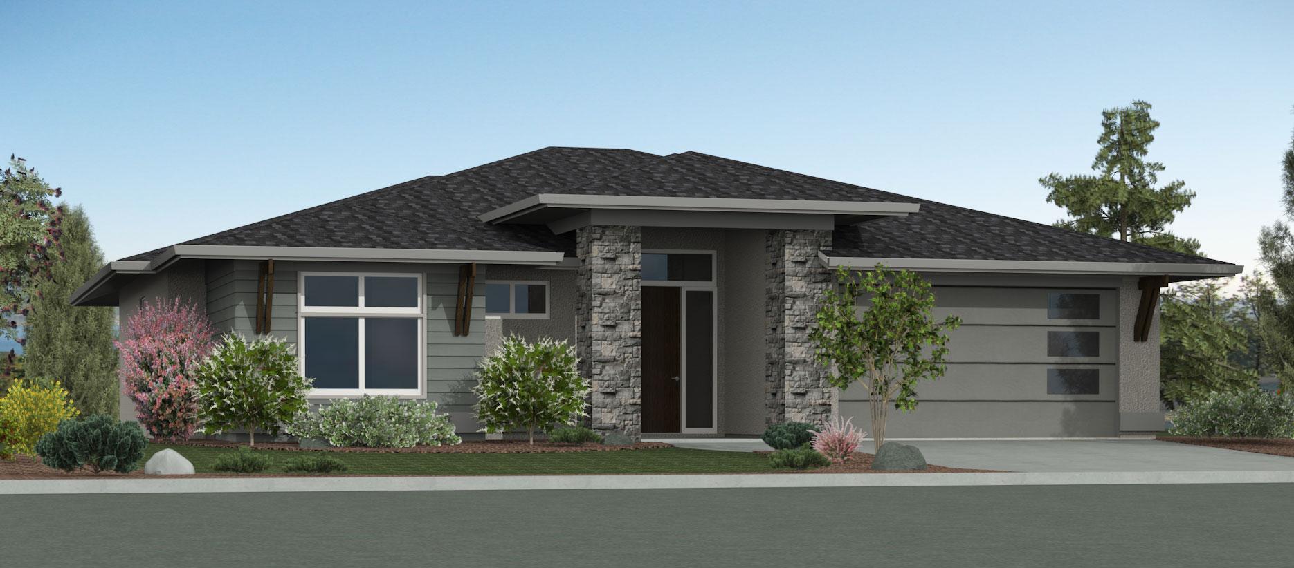 Tallus Ridge Spec Home Rykon Construction Project