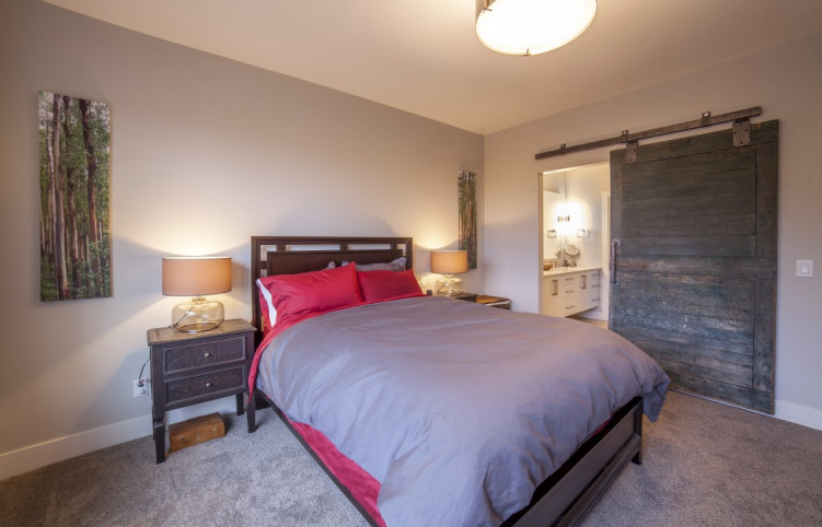 Market Ready Home Bedroom - Princeton