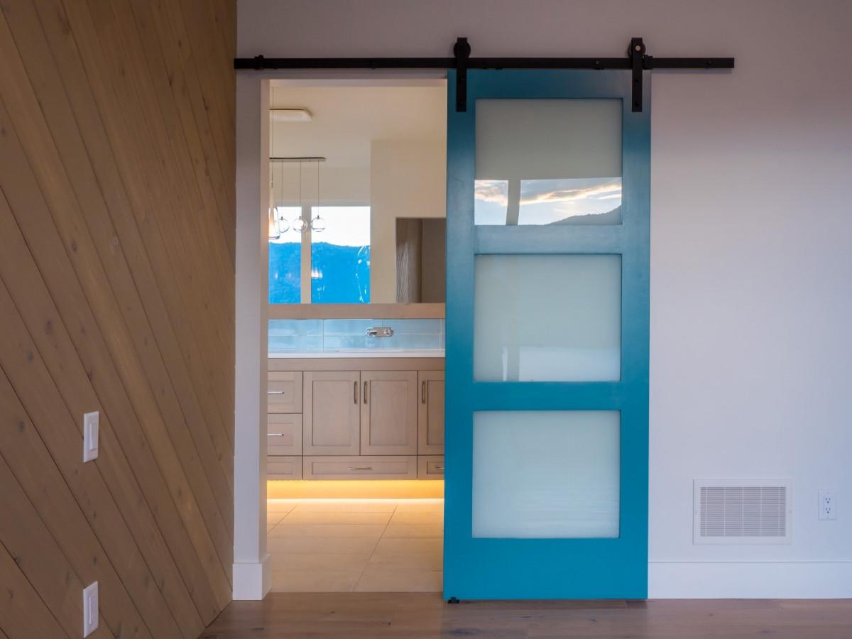 Barn Door - McKinley Beach - Show Home - Custom Home (22)