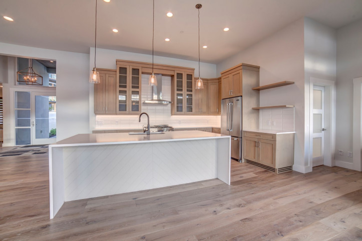 Kitchen McKinley Beach - Show Home - Custom Home (4)