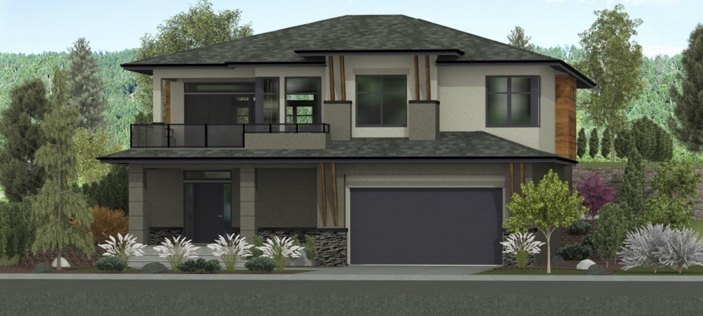 MRH – Morgan Custom Home Designed Plan