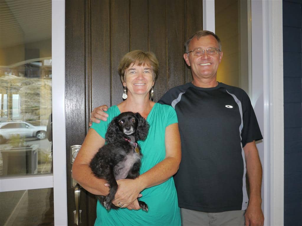 Borys & Pat Testimonial - Custom Home Builders
