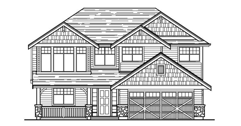 Jenish 740 Custom Home Designed Plan