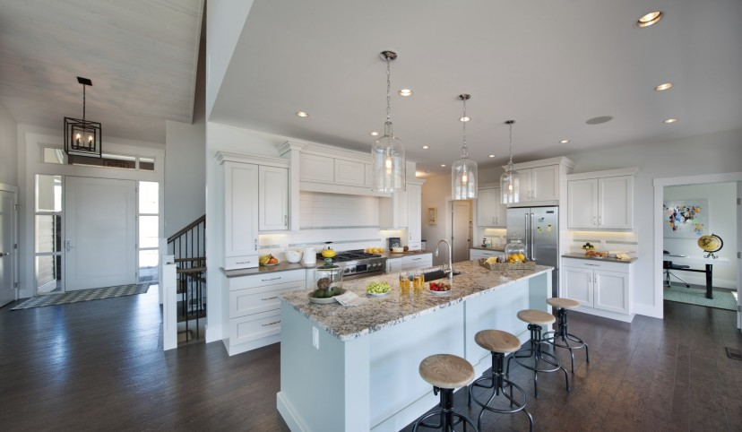 Open Concept Kitchen 2