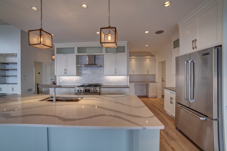 Vistas Show Home Kitchen
