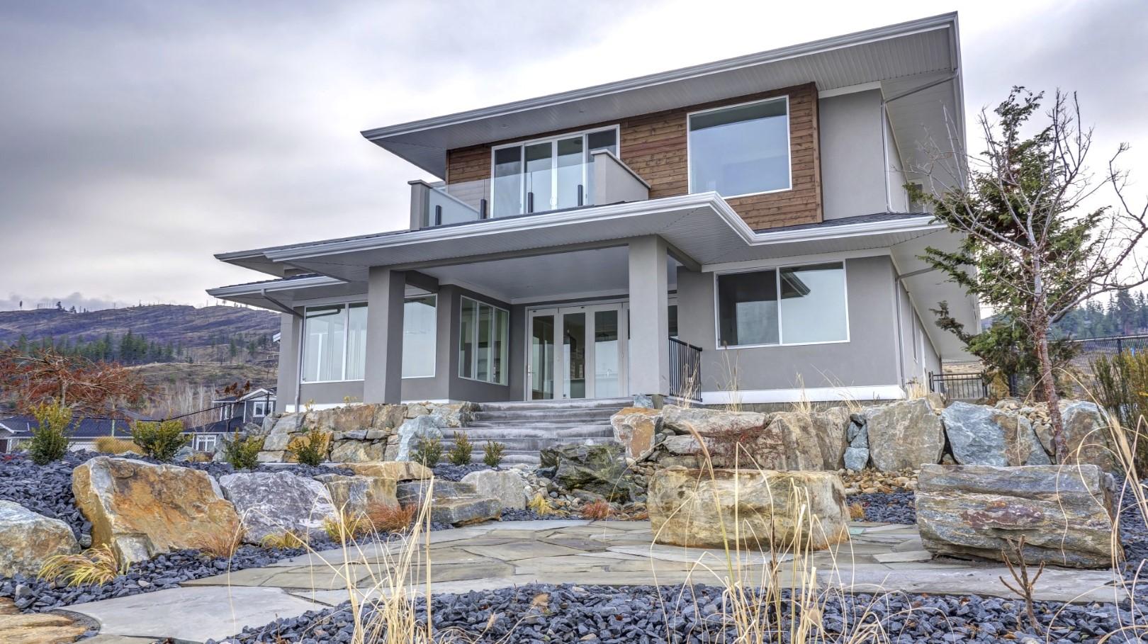 Build Your Home Custom Home Builder Rykon Construction Kelowna