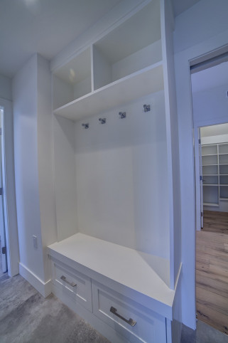Vistas Show Home Storage