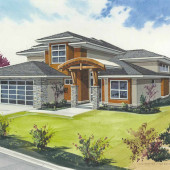 The Vista's Show Home photo