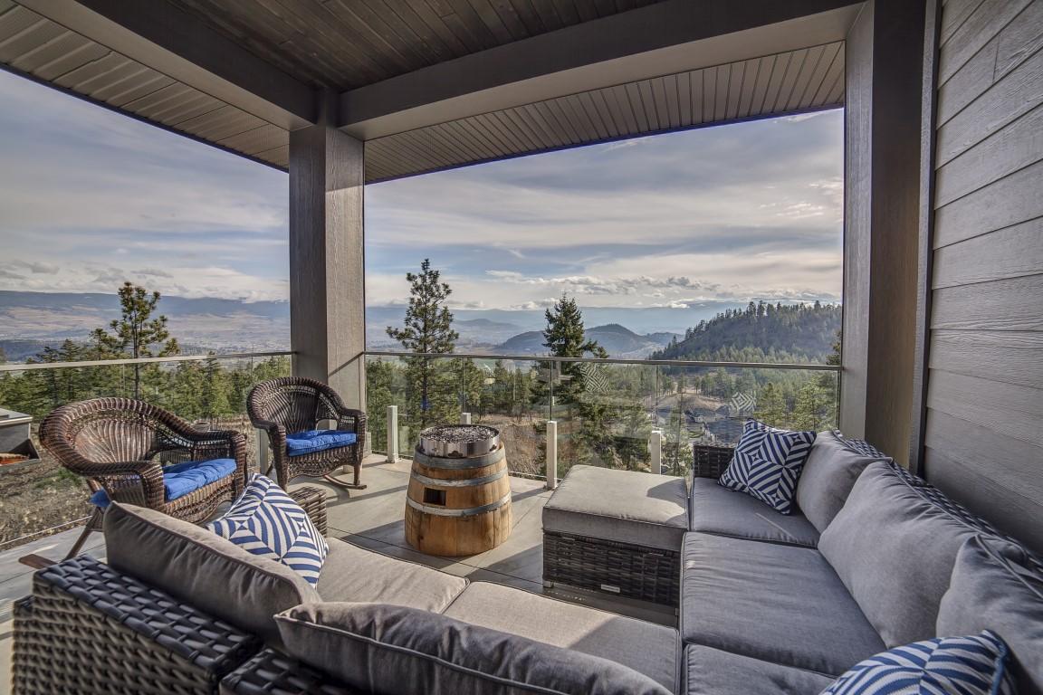 Wilden Home Deck View