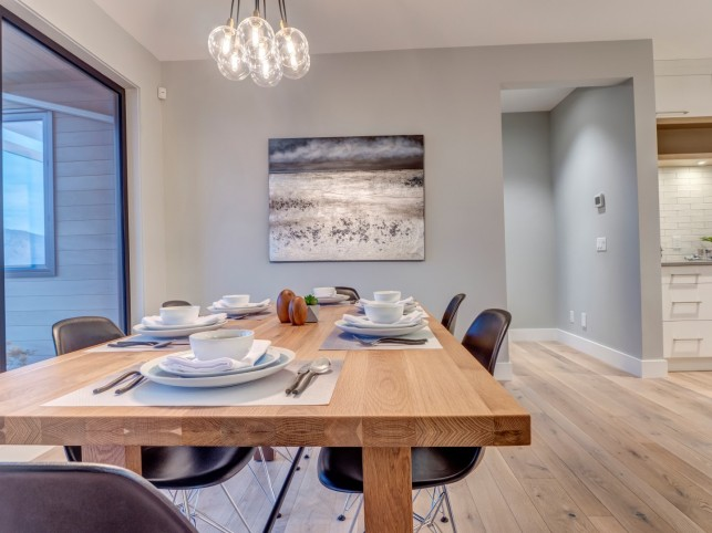 Wilden - Rocky Point - Show Home, Dinner Table (32)