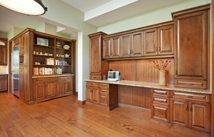 Diamond View Estates - cabinet
