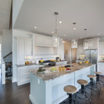 Rykon Wilden Show Home - Kitchen