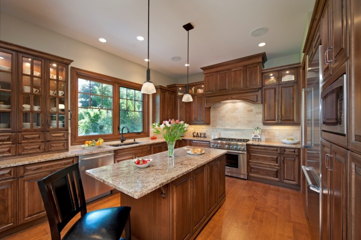 Diamond View Estates - kitchen